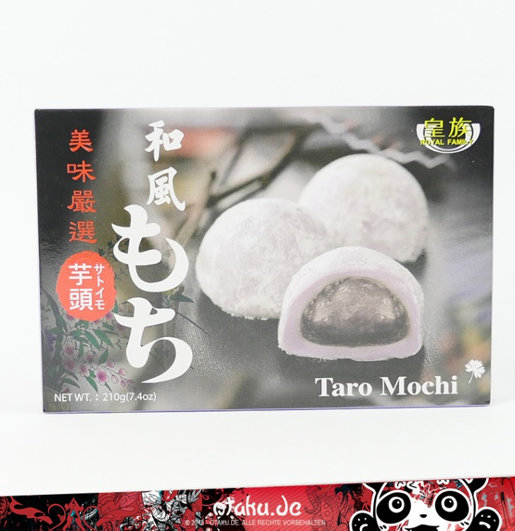 Royal Family Taro Mochi ca. 210g