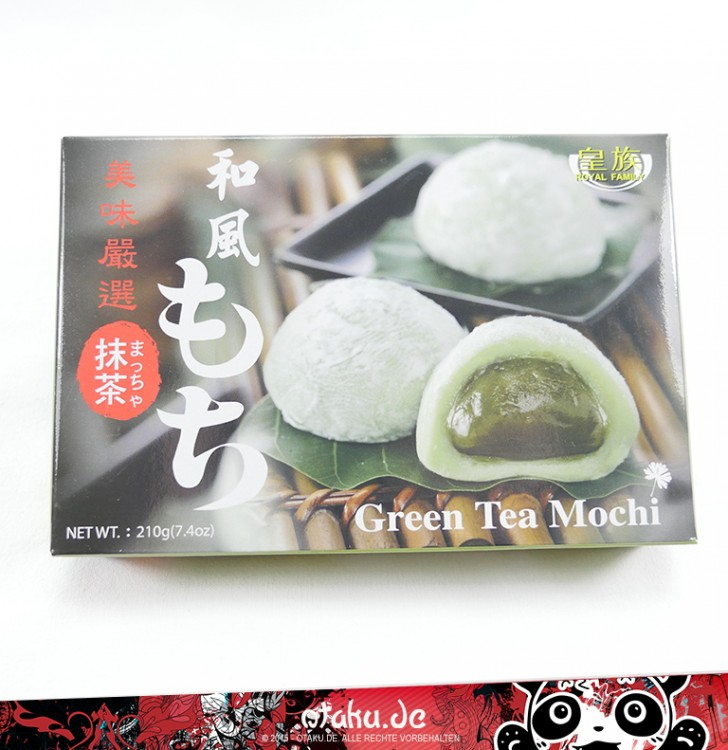 Royal Family Wafu Green Tea Mochi