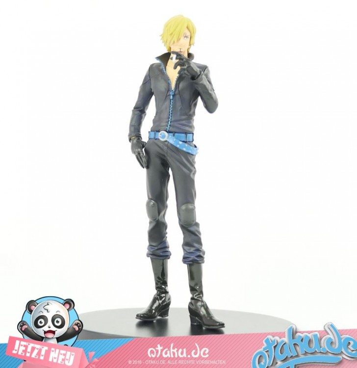 One Piece The Sanji TGM Gold ca 16 cm Neu aus Japan