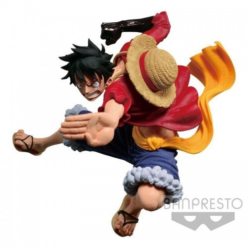 "One Piece ""Figure Colosseum"" Monkey D. Luffy"