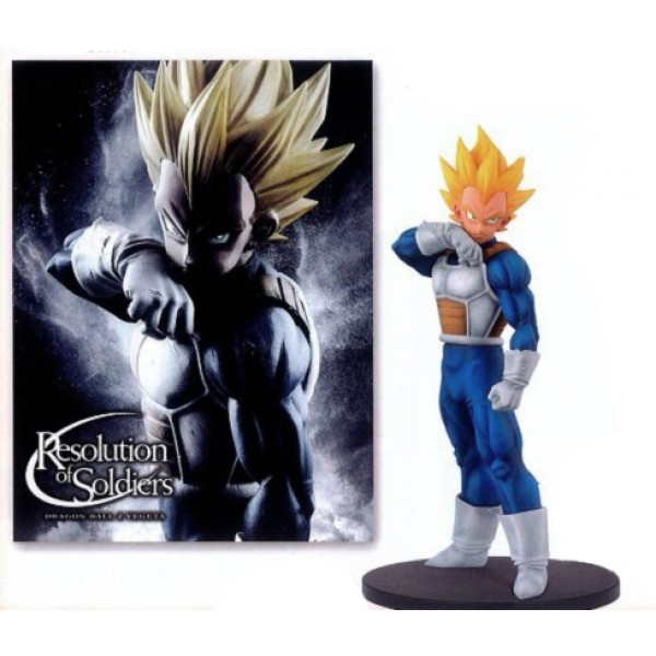 Resolution of Soldiers - Dragonball - Vegeta -