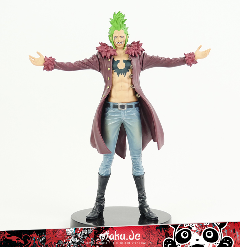 "One Piece ""Jeans Freak Bartolomeo"" ca.17cm"