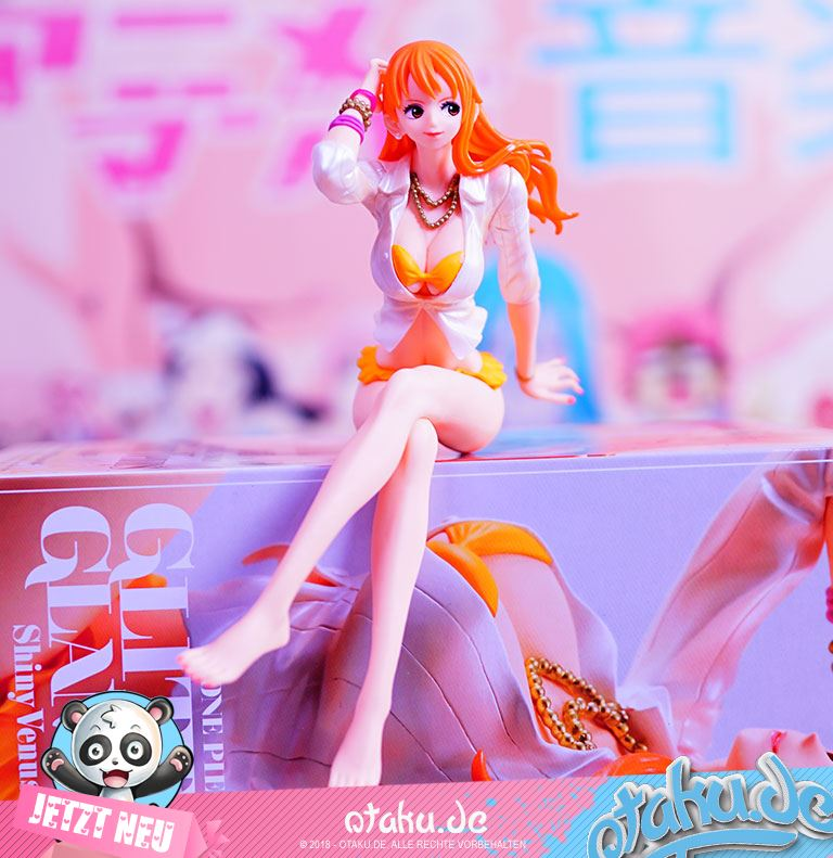 One Piece Nami Figur