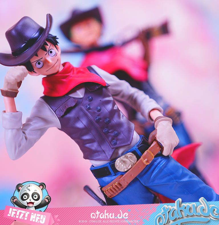 ONE PIECE - TREASURE CRUISE WORLD JOURNEY vol.1 - MONKEY D LUFFY
