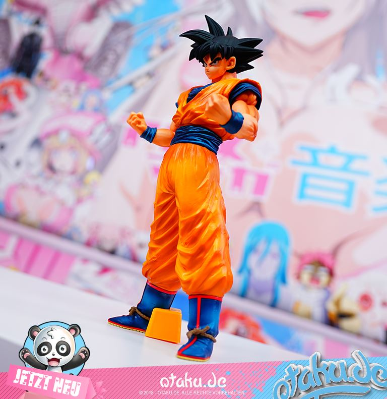 "Dragon Ball Z ""Son Goku"" Grandista Resolution of Soldiers Figur"