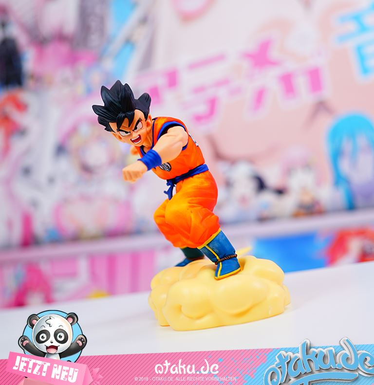 "Dragon Ball Z ""Son Goku"" Lets Go! Flying Nimbus Figur"