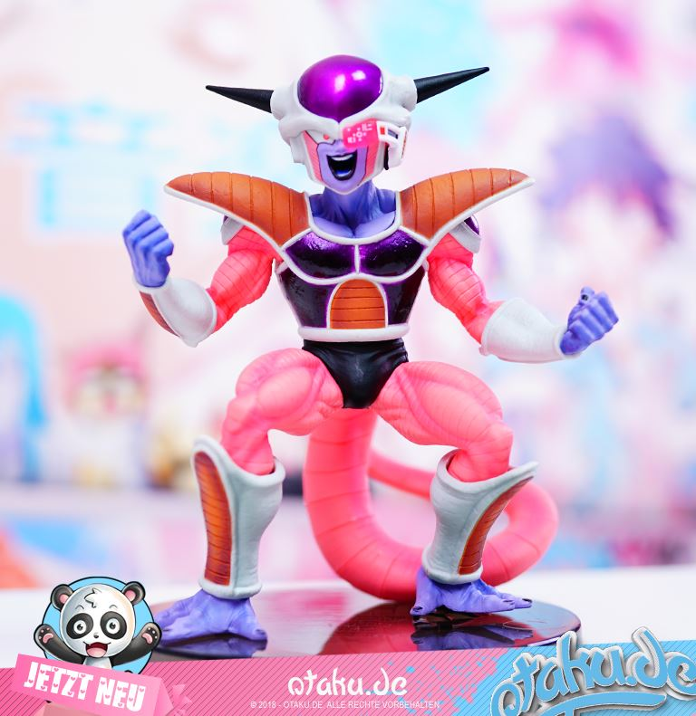 "Dragon Ball Z ""Freeza"" World Figure Colosseum Figur"