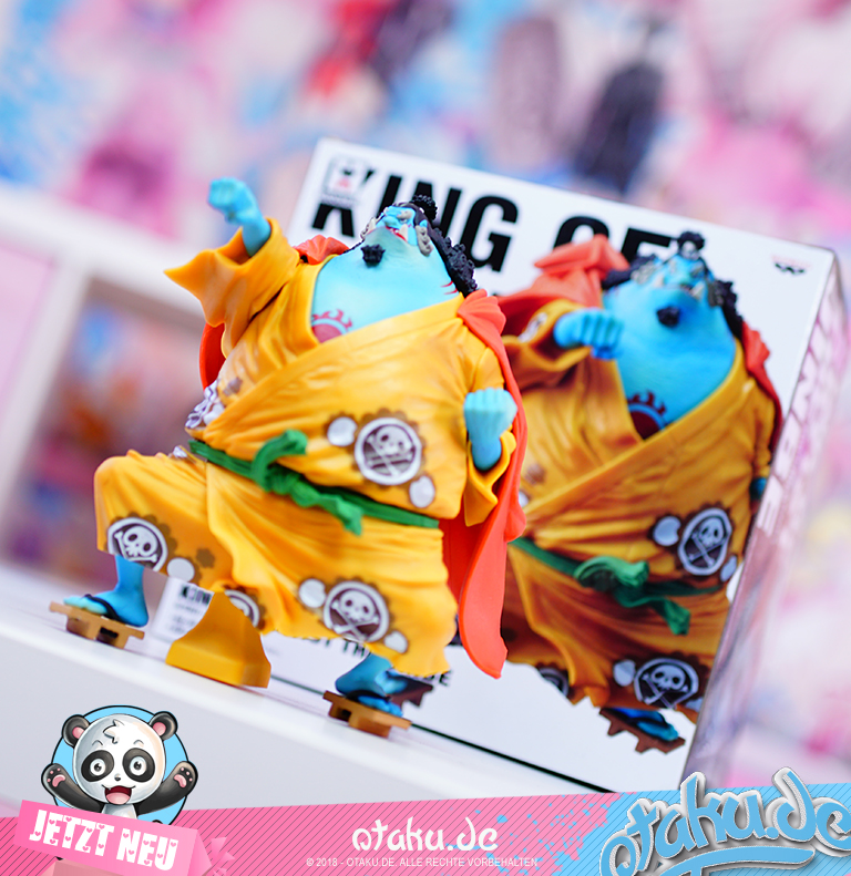 "One Piece ""Jinbe"" King of Artist"