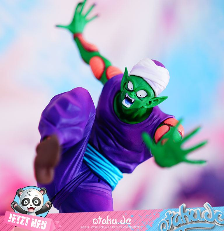 Dragon Ball Piccolo Figur Kampfszene