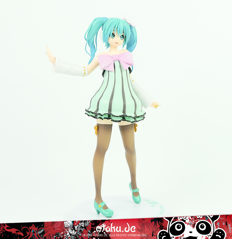 Miku Hatsune Colorful Drop Super Premium Figure