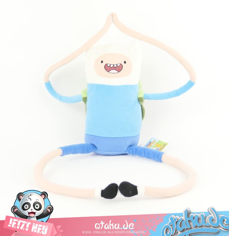 Adventure Time Finn Plush mit Klettverschluss