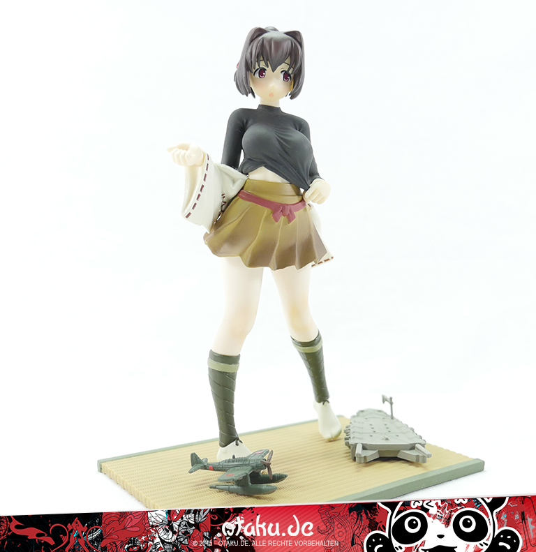 Kantai Collection KanColle ISE Preparation Figure Battleship