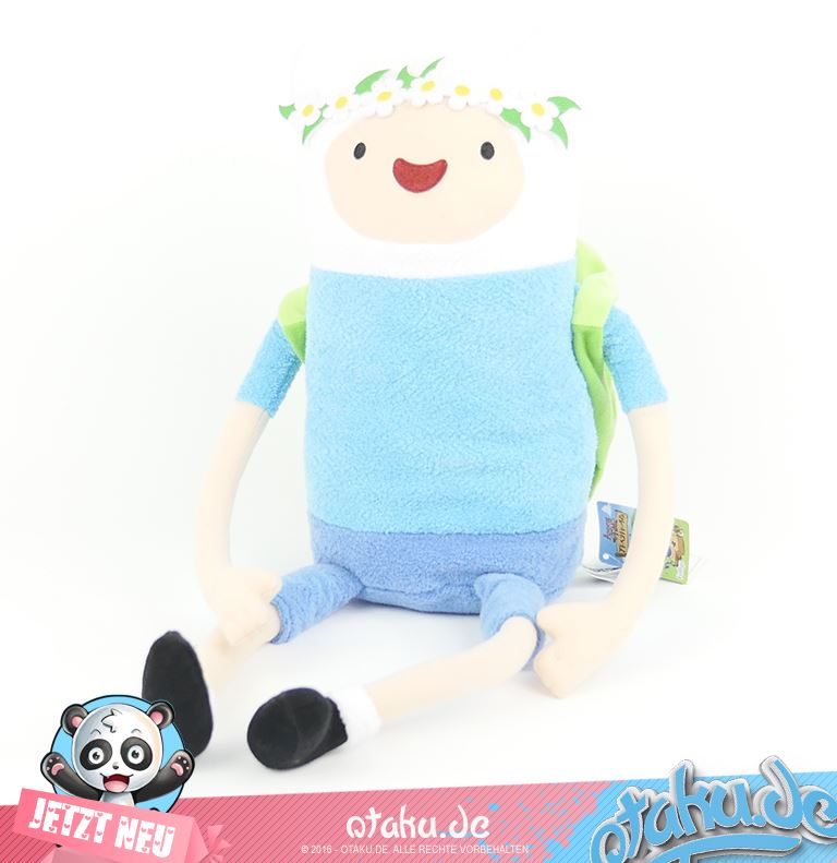 Adventure Time - Blümchen Finn -