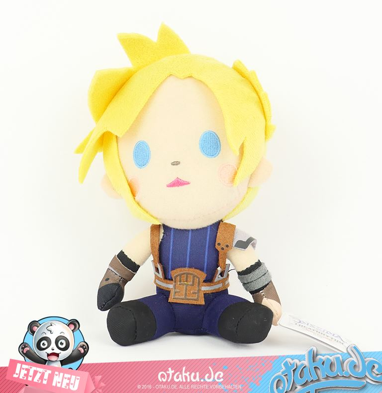"Final Fantasy -AllStars- ""Cloud Strife"" ca. 17cm"