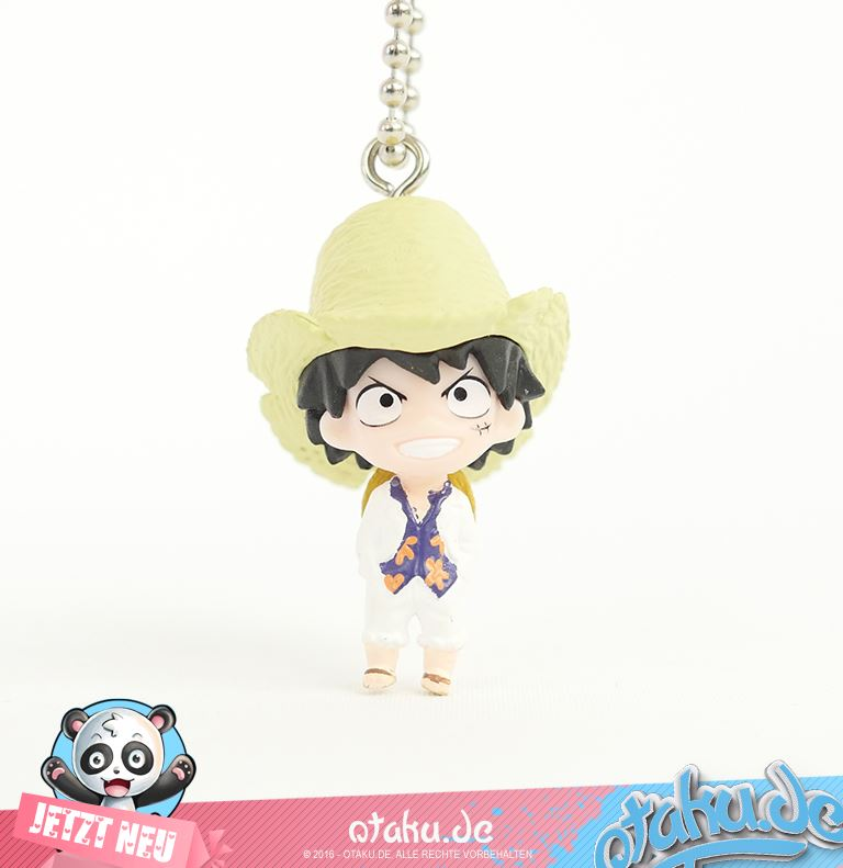 Ruffy -Gold- Gashapon