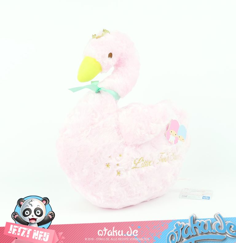 "Little Twin Star ""Swarn"" pink ca. 35cm"