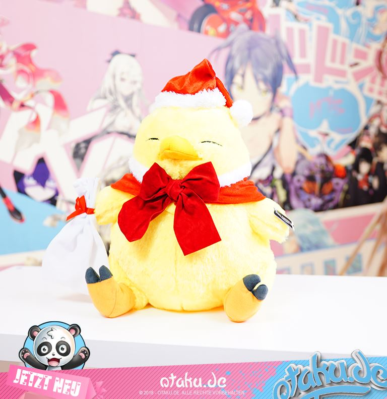 "Final Fantasy ""Christmas Edition"" Chocobo"