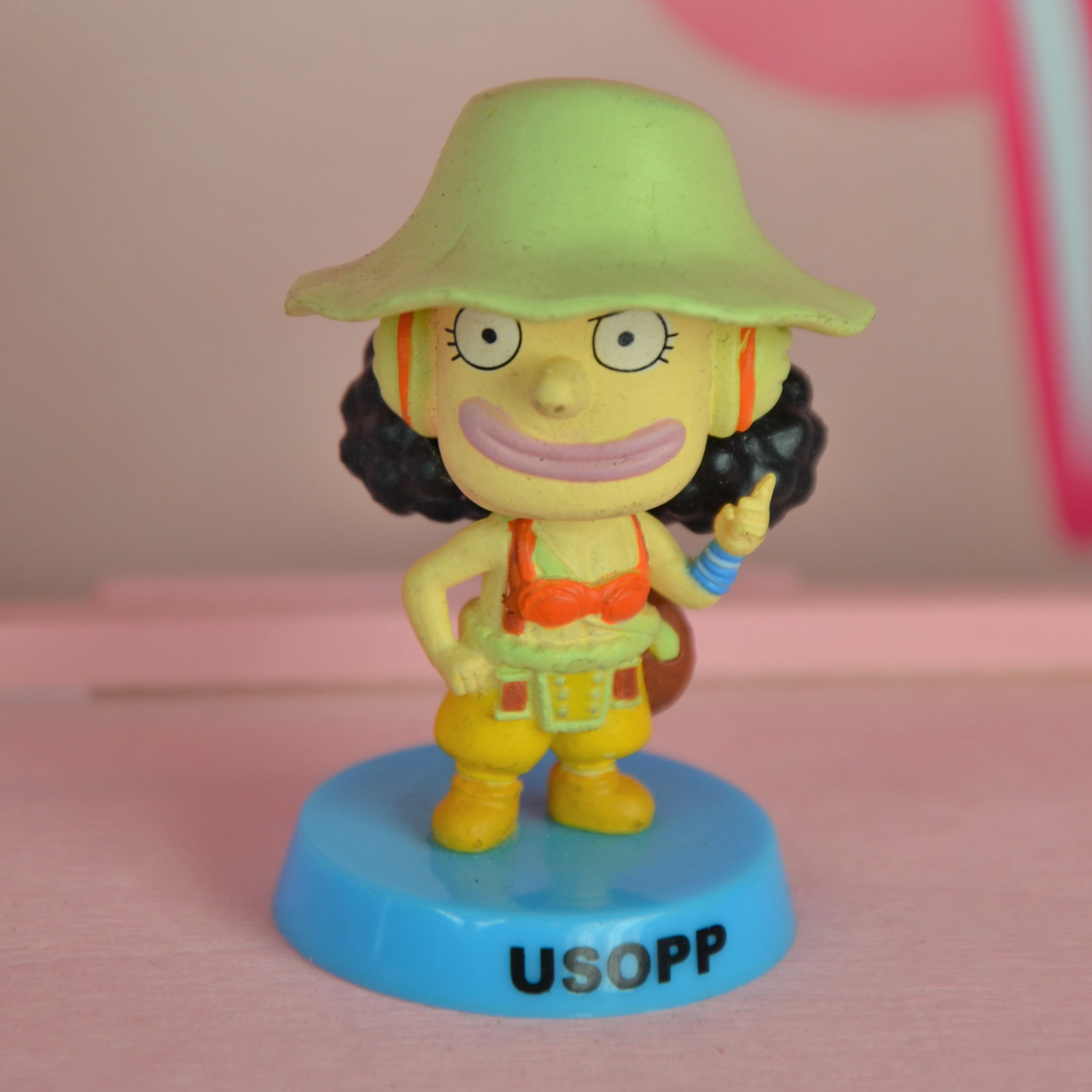 One Piece Usopp Bobble Head Figure - Moving Head