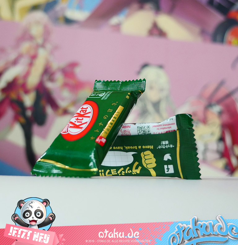 Kit Kat mini - Green tea - 2 stück -