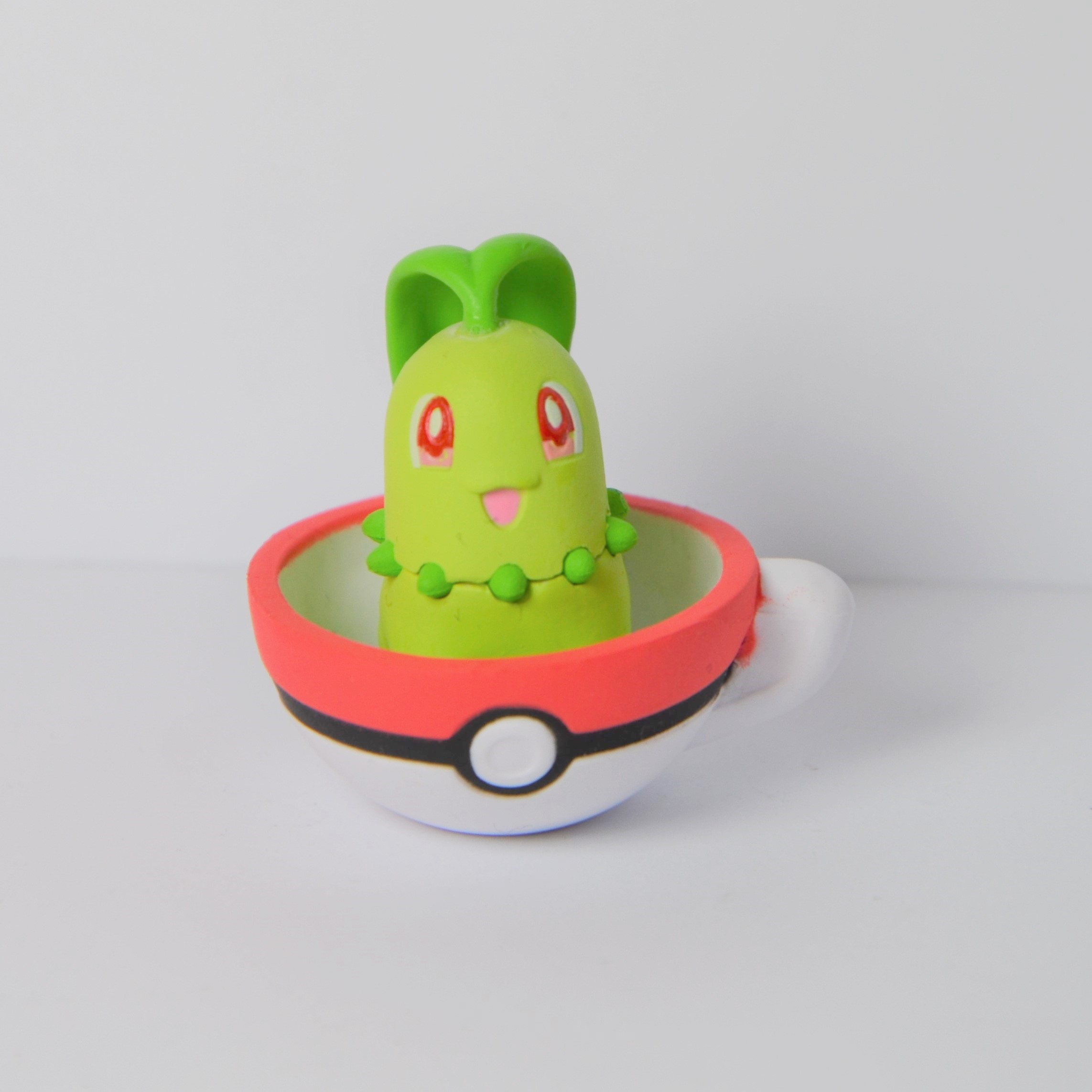 Pokemon Figuren Tasse - Endivie / Chikorita