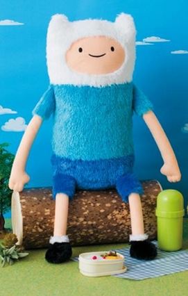 "Adventure  Time ""Finn"" ca. 45cm"