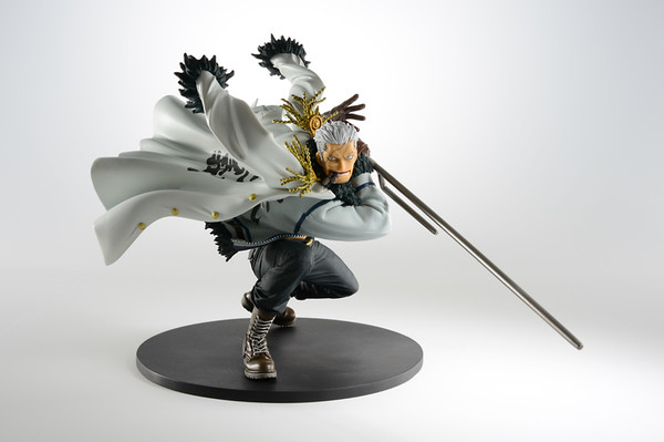 "One Piece ""Banpresto Colosseum"" Smoker ca. 13cm"