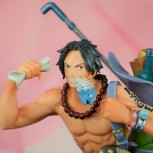 One Piece - Portgas D. Ace - Trio Edition - ca. 14cm
