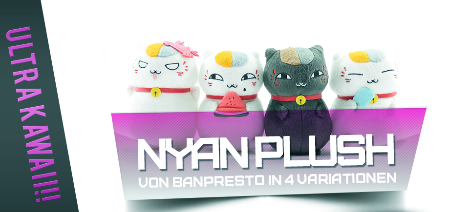 Nyan Banpresto - Plush