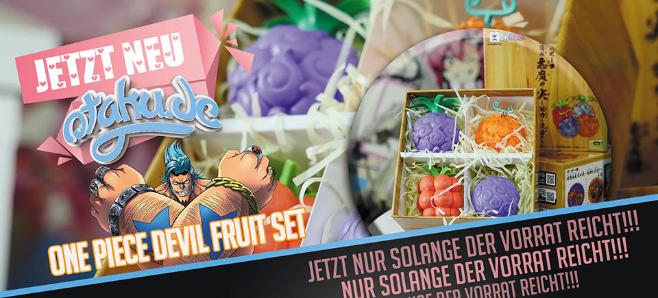 One Piece Fruit Set